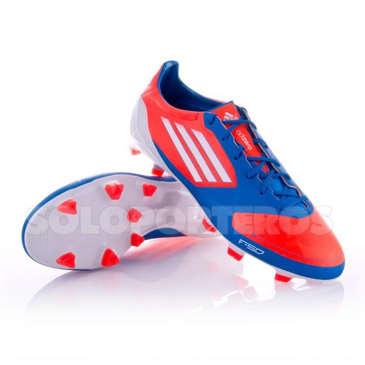 adidas f50 adizero bleu rouge
