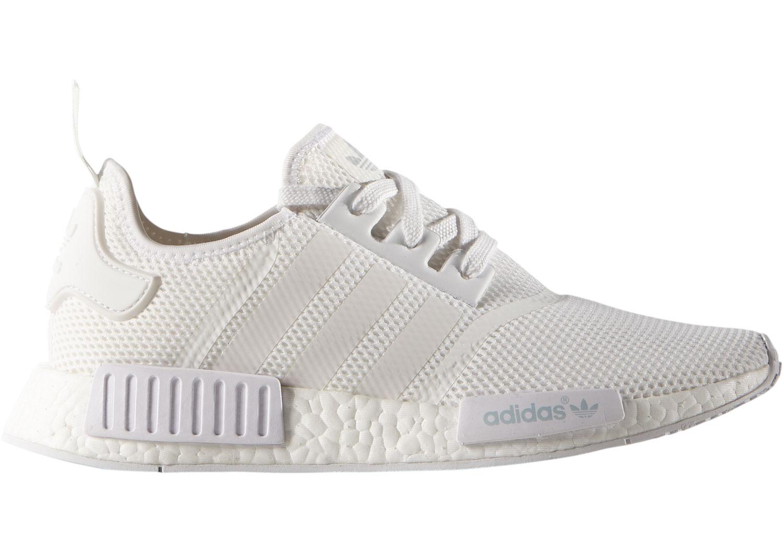 adidas nmd blanche et noir