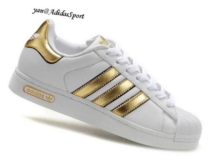 76145d3379863 France Pas Cher adidas original superstar or Vente en ligne ...