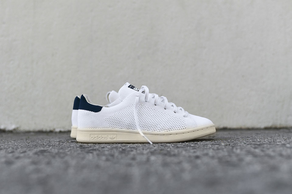 Adidas Originals Stan Smith Og Pk Primeknit Hommes Trainers