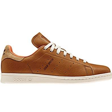 France Pas Cher adidas stan smith marron cuir Vente en ligne