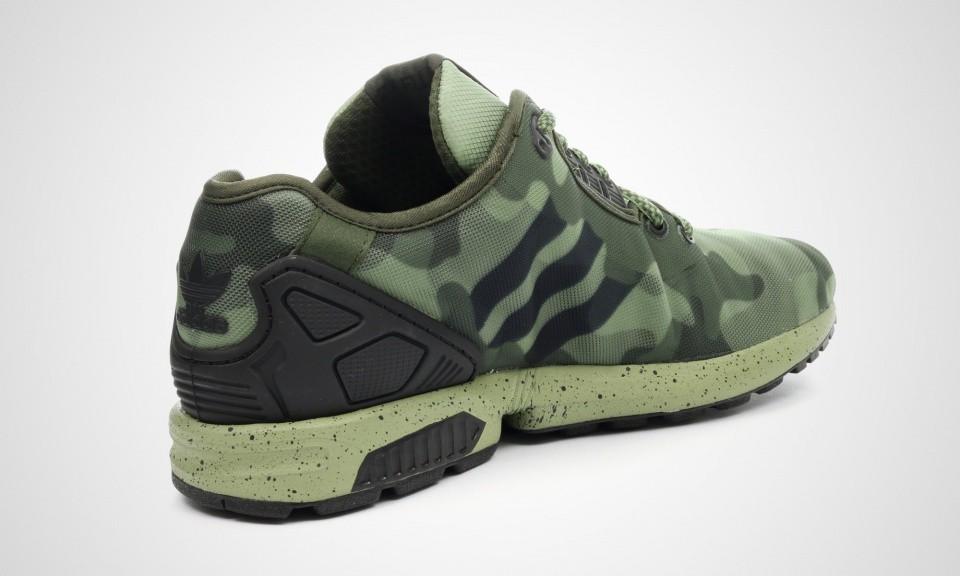 adidas zx flux camouflage