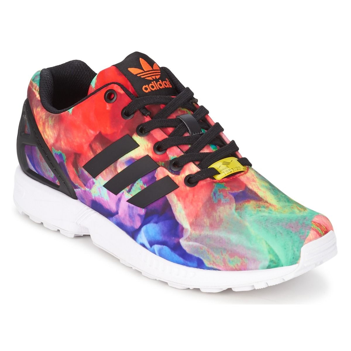 new arrival a377d 12814 adidas zx flux spartoo