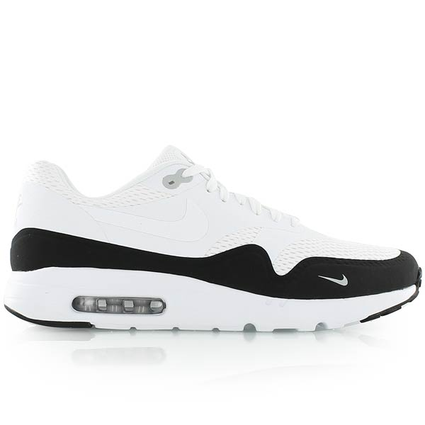 France Pas Cher air max 1 ultra essential blanc noir Vente