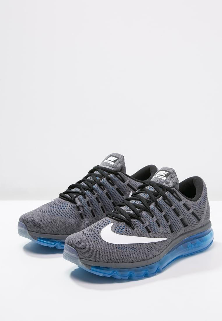 promo code 8dc7c 480b1 air max 2016 gris bleu