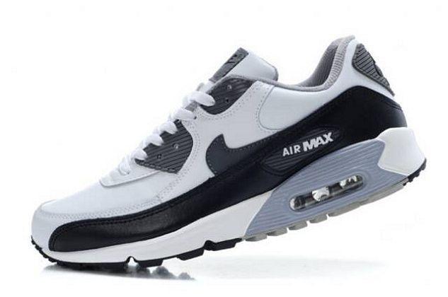 air max gris blanc noir