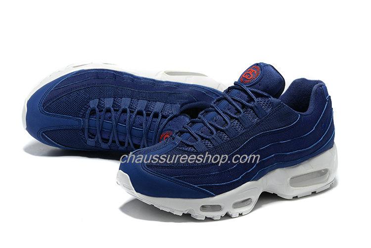 premium selection f5f30 98bb6 air max 95 bleu pas cher