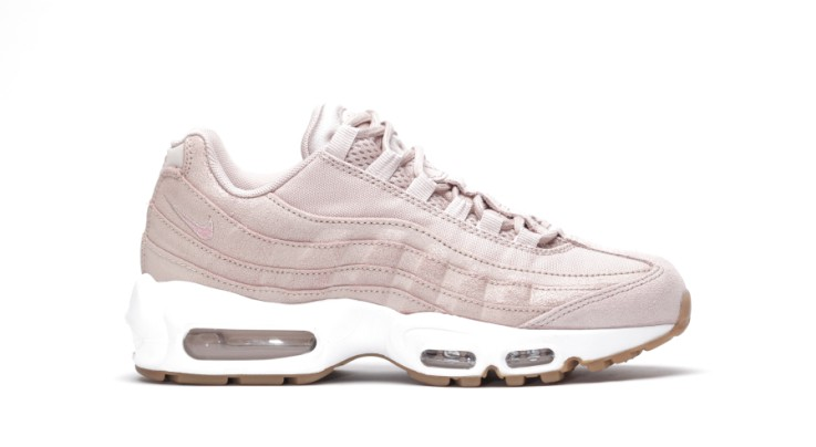 arrives 07b3b ee73f air max 95 rose pas cher femme