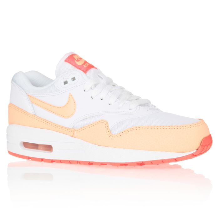 best sneakers 8f975 95c73 air max femme blanche et orange