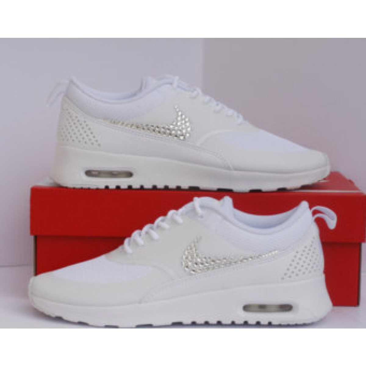 new high quality new arrival popular stores France Pas Cher air max thea femme personnalisable Vente en ligne ...