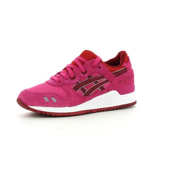 chaussures asics femme gel solution speed 3 printemps/ete 2017