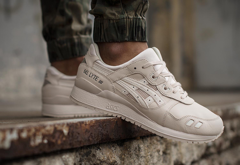 good latest the sale of shoes France Pas Cher asics tiger gel lyte 3 beige Vente en ligne ...