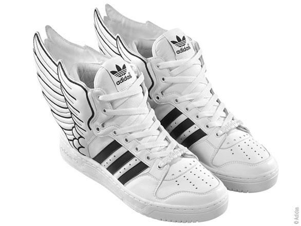 France Pas Cher basket adidas jeremy scott wings Vente en