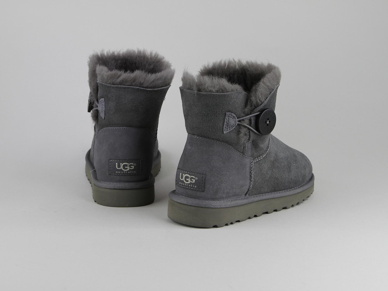 bottes ugg femme grise