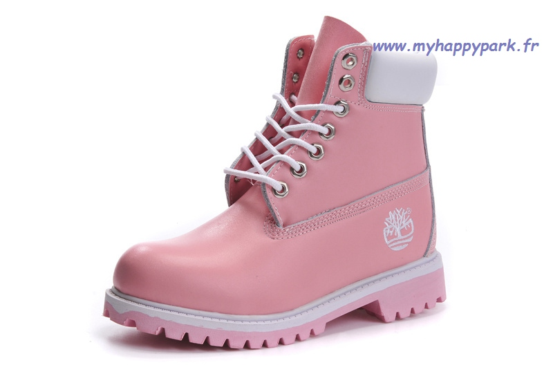 timberland rose pour homme