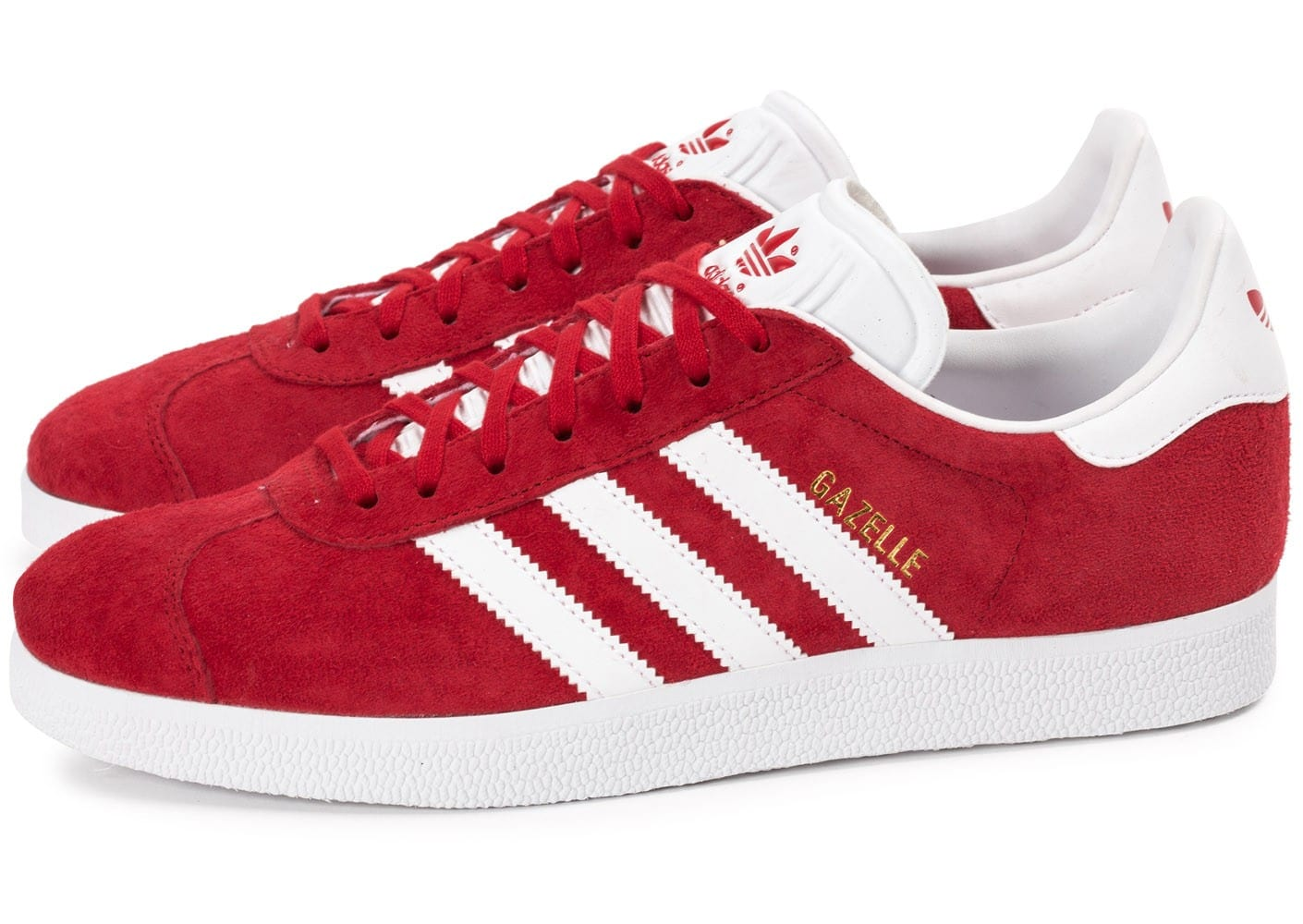 quality design 53226 87fd2 chaussure adidas gazelle rouge